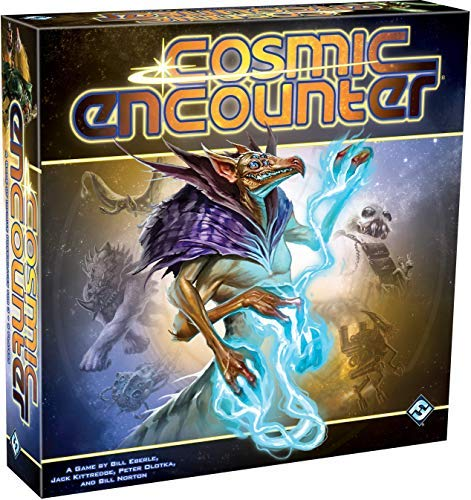 [[Fantasy Flight Games Cosmic Encounter]] [By: Wilson, Kevin] [February, 2009]
