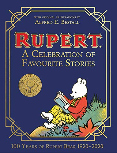 Compare Textbook Prices for The Rupert Annual 2021 Annual Edition ISBN 9780755502110 by