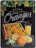 Nostalgic-Art Home & Country – Oranges – Geschenk-Idee