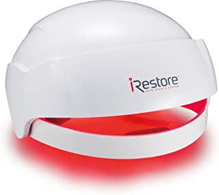 iRestore Laser Hair Growth System - Hair Loss Treatment for Men and Women (Hair growth helmet)