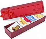 HIT EVERY TASTE BUD : With flavors ranging from fruity, sweet, and salty provide smaller portions of our popular flavors for everyone on your list! MADE THE EUROPEAN WAY: Fine artisan chocolatiers abroad know that small batches make for the best resu...