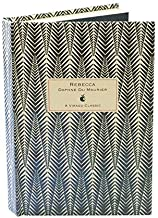 Rebecca unlined notebook by Daphne Du Maurier (2015-11-26)