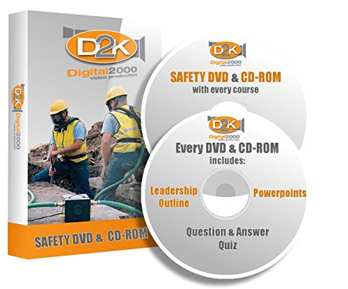 Fire Extinguisher 2000 (Automotive) Safety Training DVD
