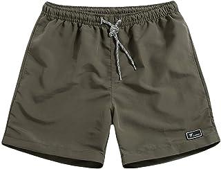 44c473fbbda51 Dreamyth-Mens Men s Summer Thin Fast-Drying Beach Trousers Casual Sports Short  Pants