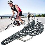 ZXCPJ - Sella per bicicletta ergonomica extra morbida, con sospensione, sedile per bici da...