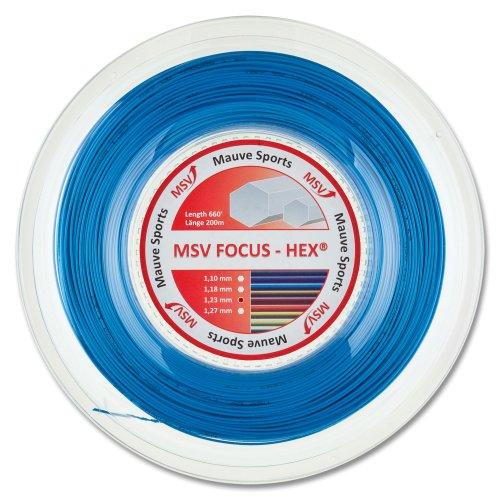 MSV Saitenrolle Focus-HEX, Hellblau, 200 m, 0355000126400001
