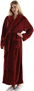 Best thick warm robes Reviews