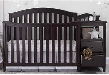 Sorelle Berkley 4 in 1 Crib and Changer