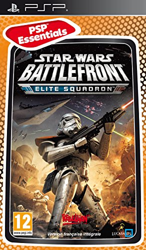 Star Wars Battlefront Elite Squadron - Essentials (PSP) by ACTIVISION