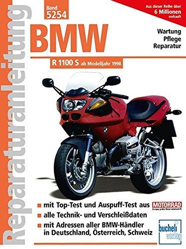 BMW R 1100 S: ab Modelljahr 1998: Wartung - Pflege - Reparatur (Reparaturanleitungen)