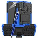iCatchy For Huawei P40 Lite Case Heavy Duty Tough Rugged