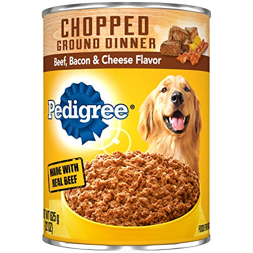 Pedigree 12 Piece Chunky Beef and Bacon Pet Treat, 22 oz