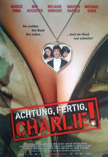 Achtung, Fertig, Charlie! (2005) | original Filmplakat, Poster [Din A1, 59 x 84 cm]