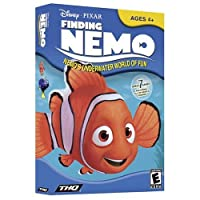 Finding Nemo (Jewel Case) (PC & Mac) (輸入版)
