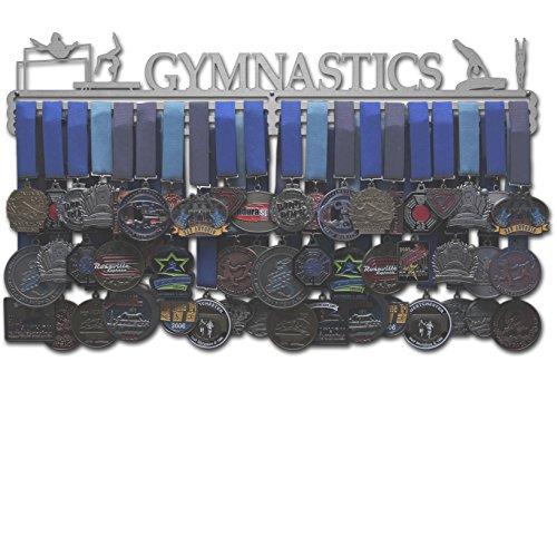 Allied medalla perchas–Gimnasia–Macho o hembra–varios tamaños disponibles, Female figure - 24' wide with 3 hang bars