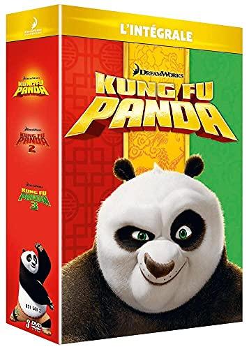 Kung Fu Panda 1 + 2 + 3
