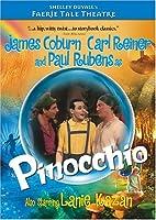 Faerie Tale Theatre: Pinocchio [DVD]