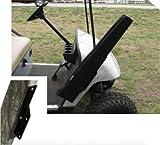 Scabbard Gun for UTV/ATV/Golf Carts w/EZ-GO Passenger Side Mount
