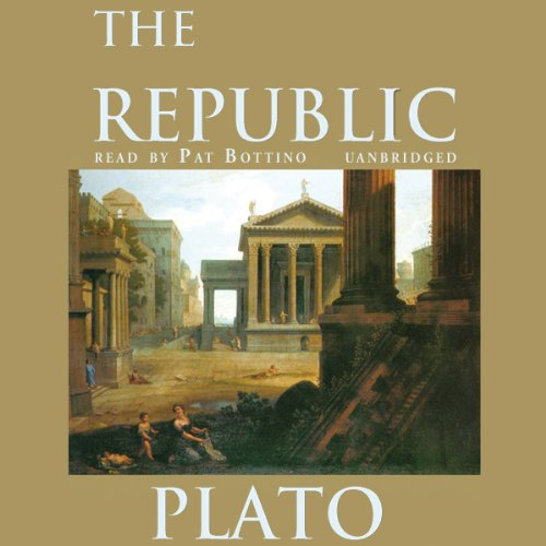 The Republic audiobook cover art