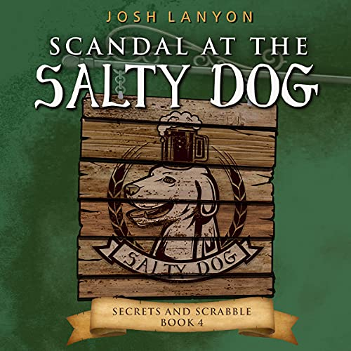 Scandal at the Salty Dog cover art