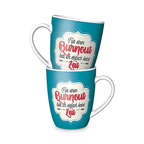 Preis am Stiel Becher ''Burnout''   Kaffeetasse mit Spruch   Geschenk für Freunde   Kaffeebecher   Geschenkideen für Frauen   Kaffee Pott   Bürotasse   Kakaobecher