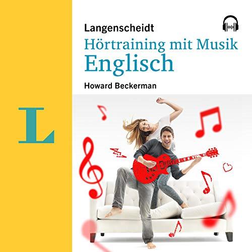 Langenscheidt Hörtraining mit Musik Englisch Titelbild