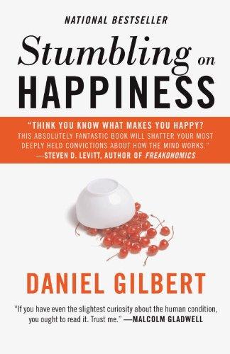Stumbling on Happiness, Gilbert, Daniel - Amazon.com