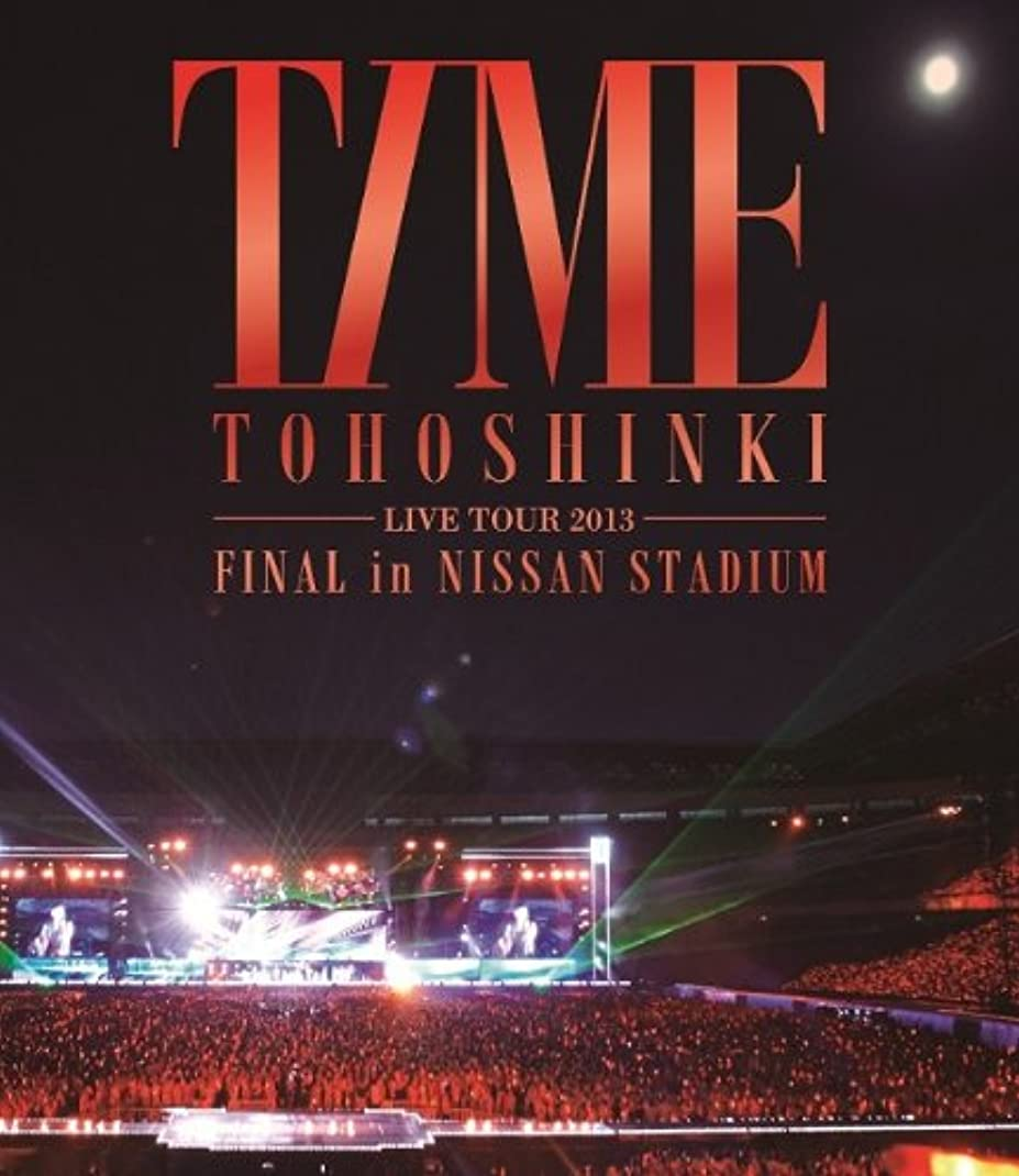 スロープ上へ隣人東方神起 LIVE TOUR 2013 ~TIME~ FINAL in NISSAN STADIUM [Blu-ray]