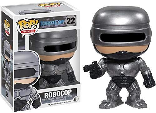 CQ Funko Figurine Robocop, 10 Limitada Centimetri Figura de Vinilo