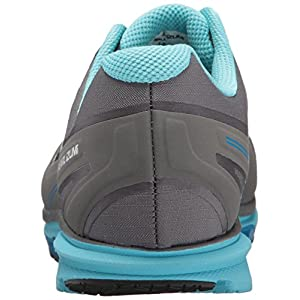 PEARL IZUMI Women's W X-Road Fuel v5 Cycling Shoe, Smoked Pearl/Monument, 39