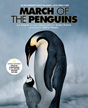 Hardcover March of the Penguins: Companion to the Major Motion Picture Book
