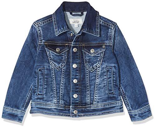 Pepe Jeans Legendary Chaqueta, Azul (Light Used 000), 13-14 años (Talla del fabricante: 14Y/164) para Niños