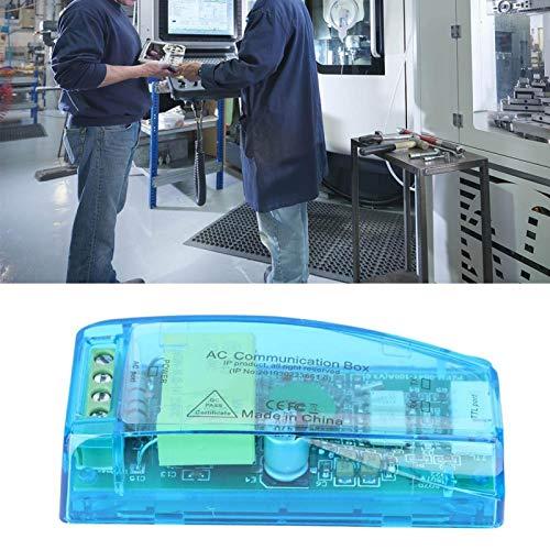 45 Hz-65 Hz Genauigkeit 1% TTL-Leistungsüberwachungsmodul Wechselspannungsmesser mit Stromwandler(100A COIL-CT)