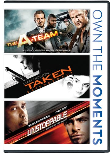 The A-Team / Taken / Unstoppable