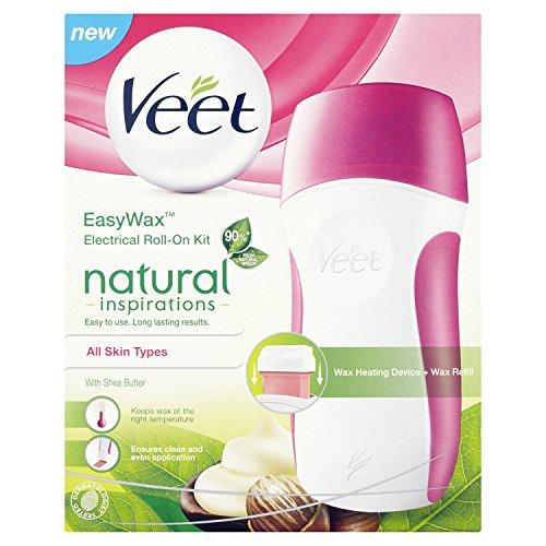 Veet EasyWax Electrical Roll-On Kit by Veet