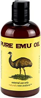 Emu Oil Pure Premium Golden 8 Ounces