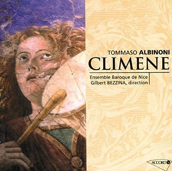 Albinoni: Climène
