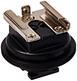 CowboyStudio Sony Camcorder 'Active Interface Shoe' (AIS) to Universal Hot Shoe Mount Adapter, MSA-2 MSA-2