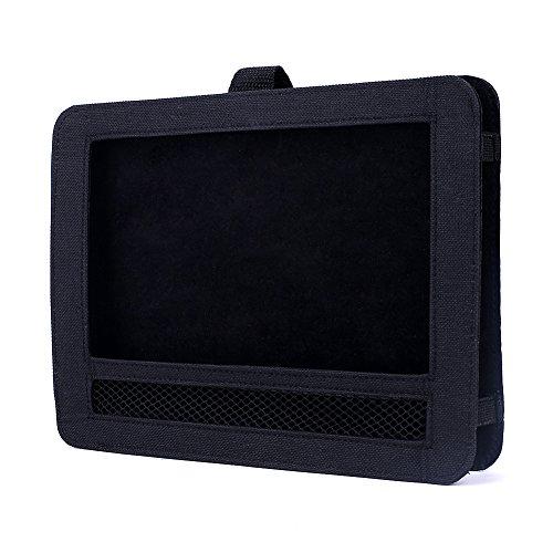 NAVISKAUTO 10-10,5 Zoll Auto KFZ Kopfstützenhalterung Kopfstütze Halterung Gehäuse für Tragbarer DVD Player PS1028B