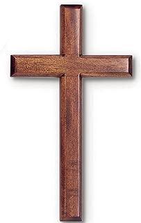 dark wood cross