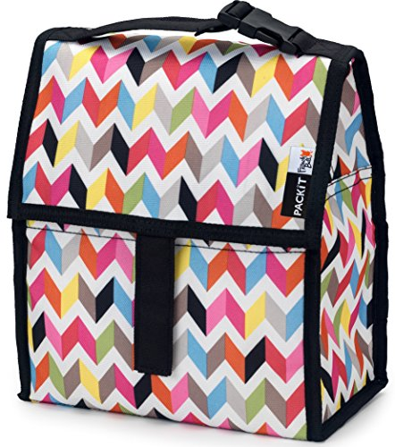 Packit Borsa Termica, Multicolore (Ziggy)