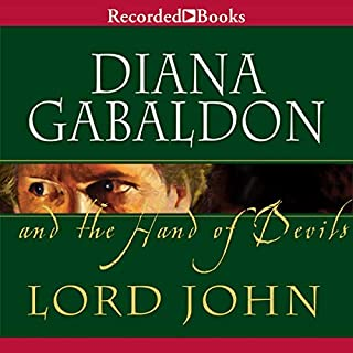 Lord John and the Hand of Devils: International Edition cover art