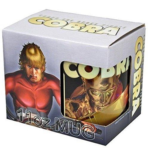 Cobra The Space Pirate mug céramique Cobra
