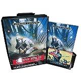 Aditi Shinobi 3 EU Cover with Box and Manual For Sega Megadrive Genesis Video Game Console 16 bit MD Card (Japan Case)