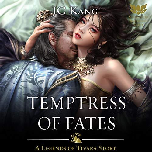Temptress of Fates: A Legends of Tivara Story audiobook cover art