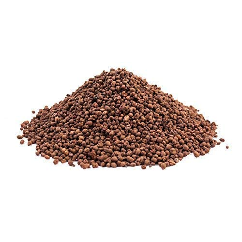 Cultivalley 25L Blähton 2-5mm • Hochwertiges Hydrokultur Ton-Granulat Rund & Grob • Perfekt für Topfpflanzen als Pflanzton & Dachbegrünungen oder als Baustoff