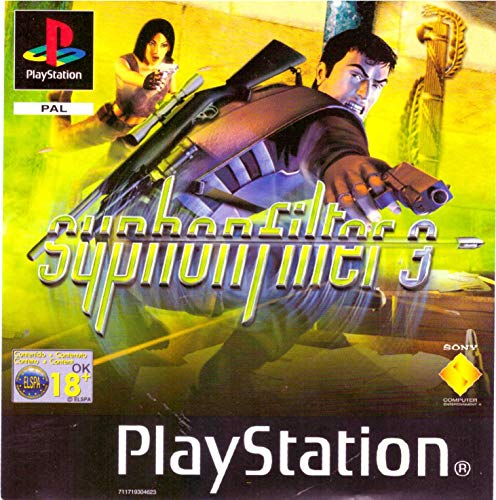 PS1 - Syphon Filter 3 - [PAL ITALIANO]