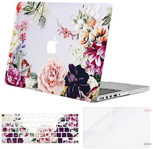 MOSISO Compatible with MacBook Pro 13 inch Case 2015 2014 2013 end 2012 A1502 A1425 Protective product image