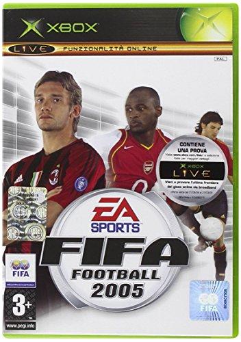 Electronic Arts FIFA Soccer 2005, Xbox - Juego (Xbox)