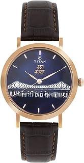 Titan Forever Kolkata Analog Blue Dial Women's Watch-1740WL03 / 1740WL03
